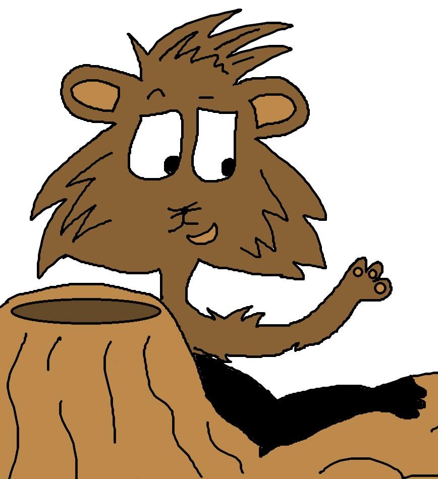 Groundhog clip art clipart.