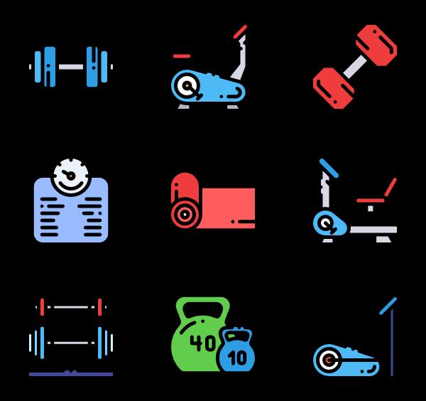 Gym clipart gym instrument, Gym gym instrument Transparent.