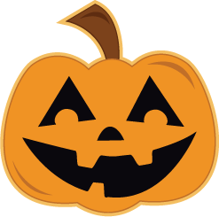 Free Halloween Clipart (black and white or color) in 2019.