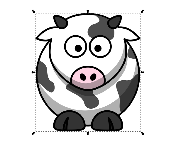 How to Vectorize in Inkscape.