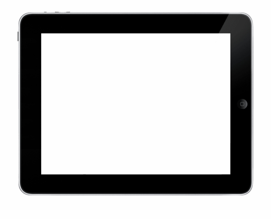Ipad Clipart Png Landscape Iphone Screen For Powerpoint.