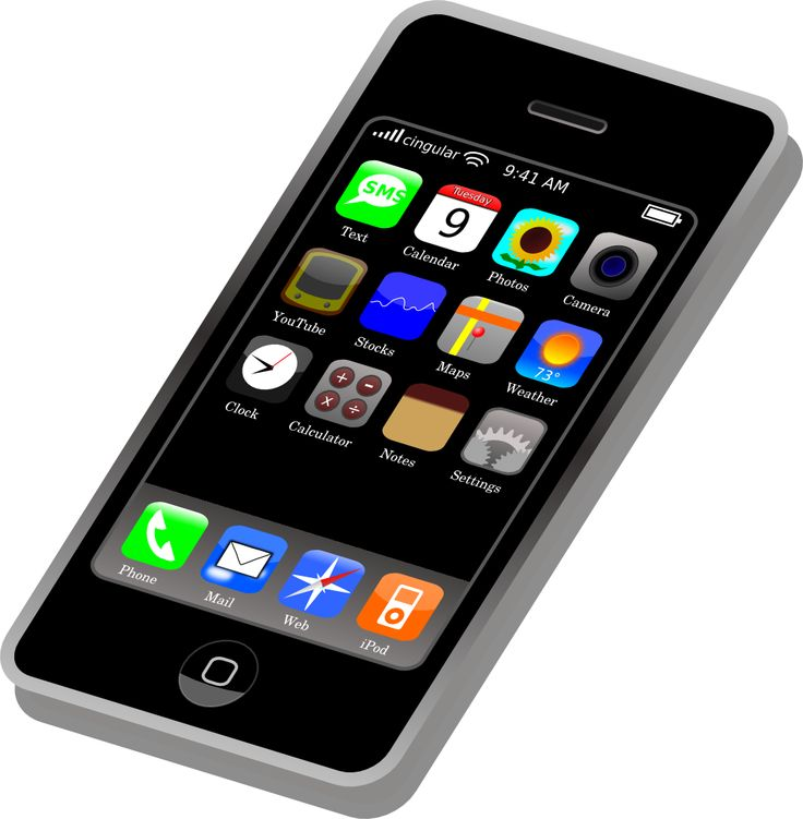 Free Iphone Cliparts, Download Free Clip Art, Free Clip Art.