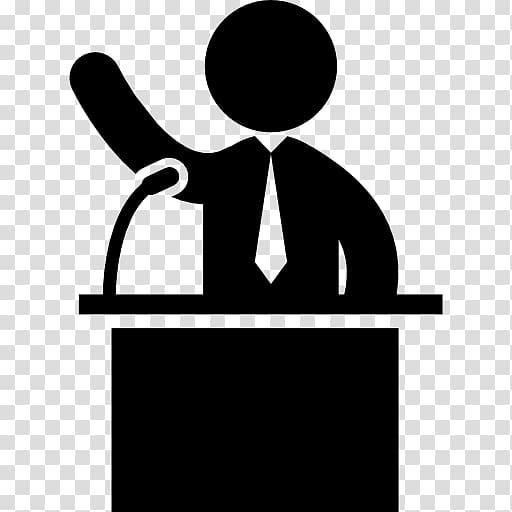 Keynote Public speaking Loudspeaker Computer Icons , MAN.