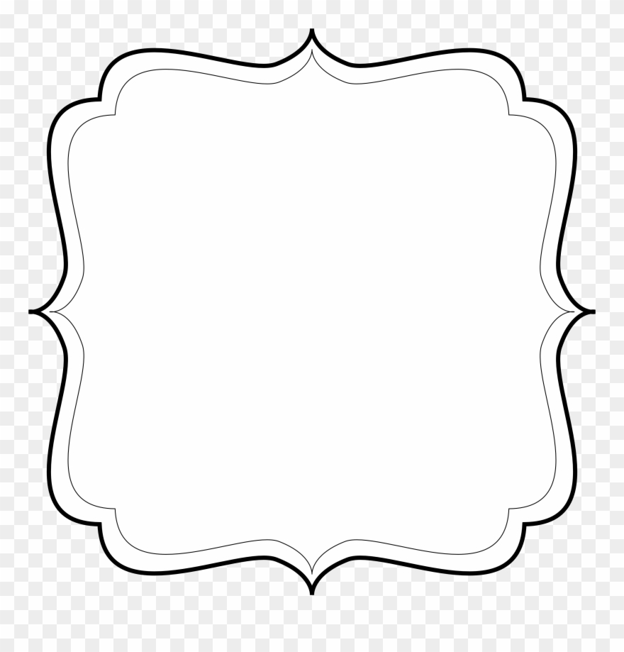 Labels Vector Transparent.