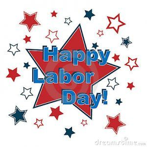 Labor Day Clip Art Images.
