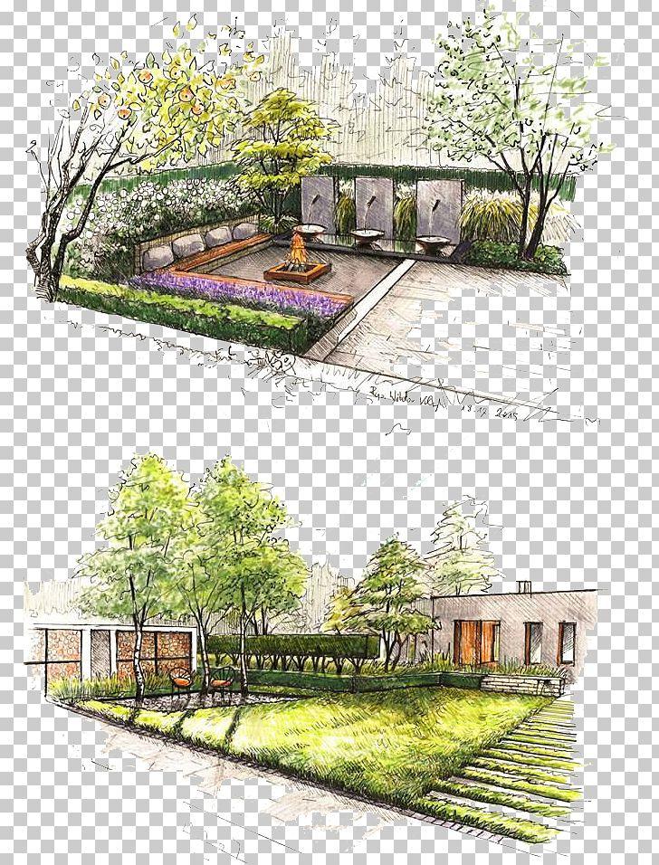 Landscape Design Landscaping Garden PNG, Clipart, Angle.