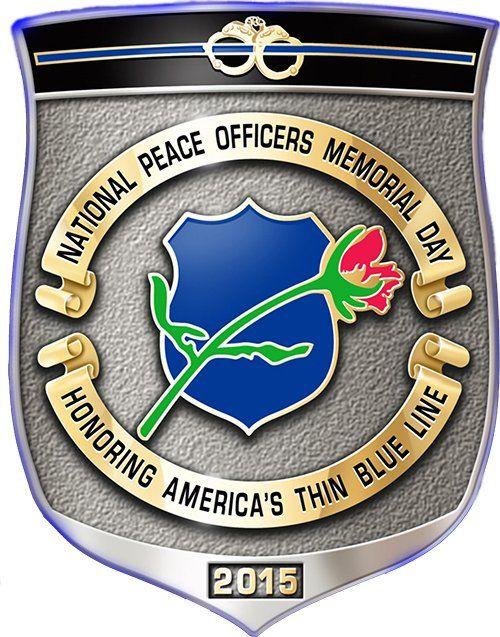 Showing post & media for Law enforcement memorial symbol.