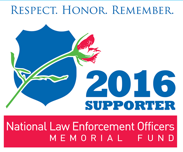 Showing post & media for Law enforcement memorial symbol.