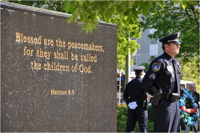 Law Enforcement Memorial Day 2016 Clipart.