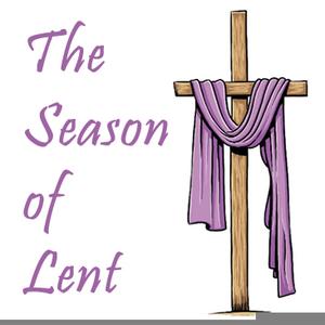 Free Clipart Lenten Season.
