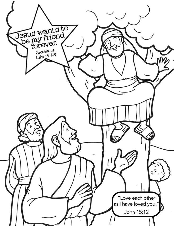 Zacchaeus (Luke 19:1.