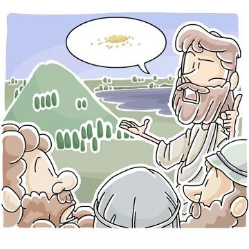 Faith Object Lesson (Luke 17:1.