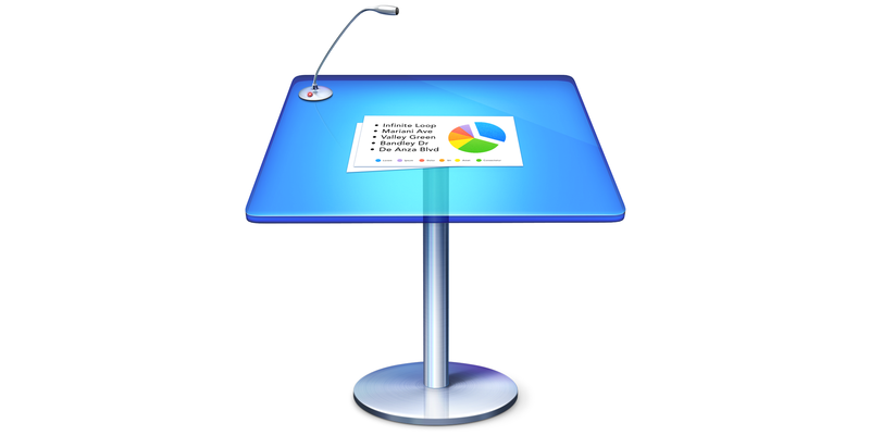 Best Keynote or PowerPoint alternatives for Mac.