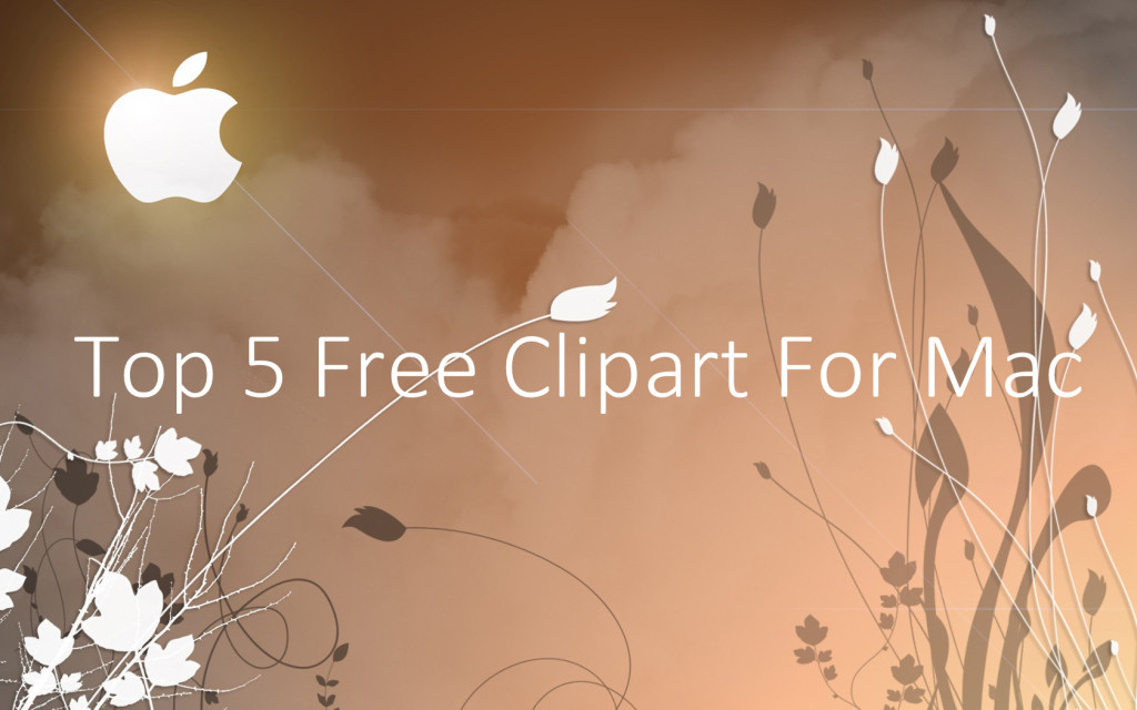 Top 5 Websites for Free Clipart for Mac that Are Copyright.
