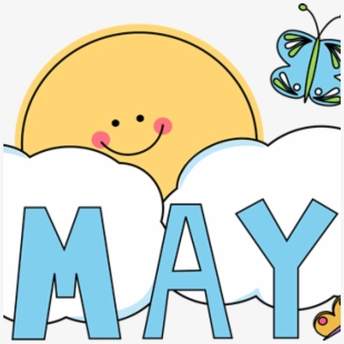May Images Clip Art May Clip Art May Images Month Of.