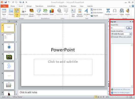 Clipart microsoft powerpoint 2010 3 » Clipart Portal.