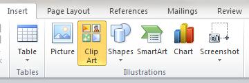 Clip art microsoft word.