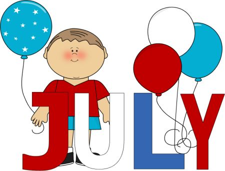 1262 August free clipart.
