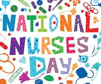 National Nurses Week.
