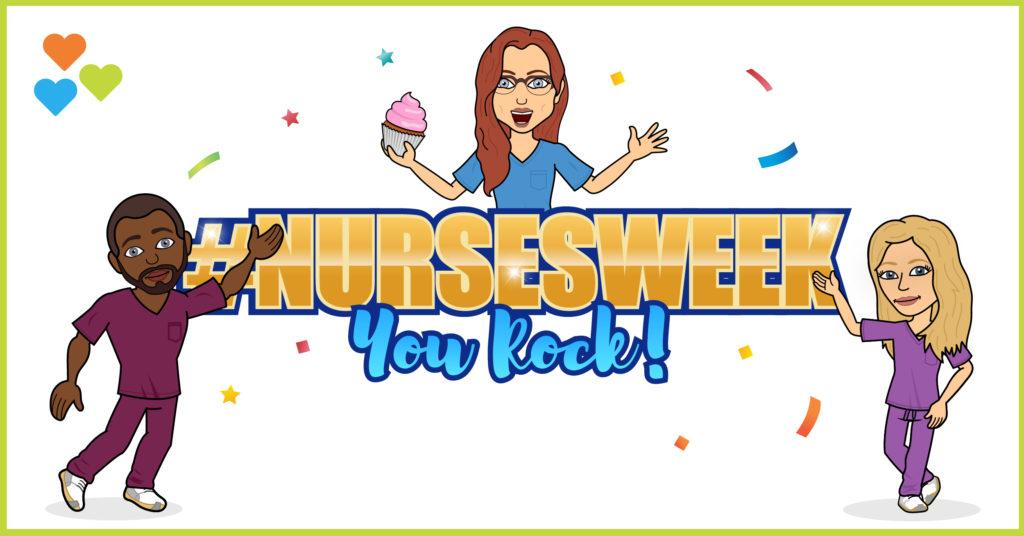 Happy National Nurses Week 2018 from Next Travel Nursing!.