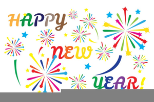Free Clipart For New Years Day.