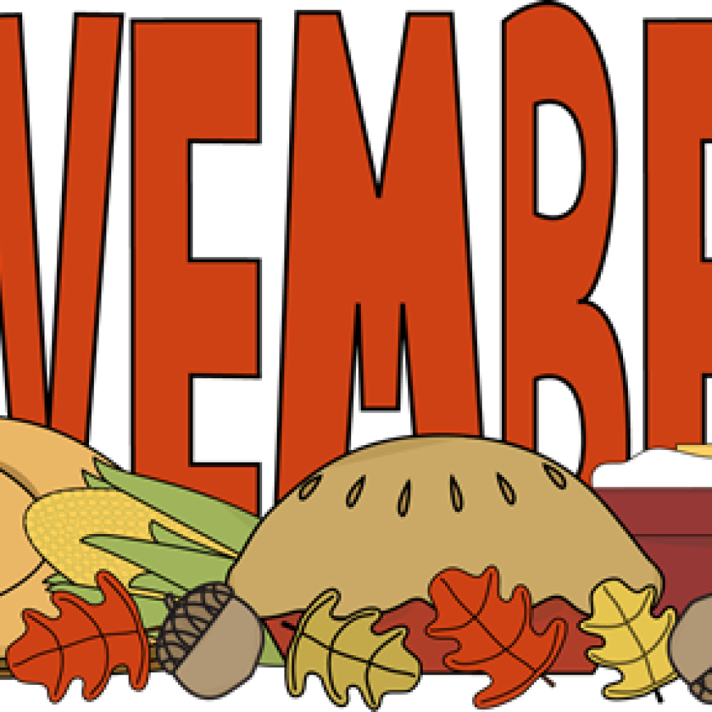 Free clipart november, Free november Transparent FREE for.