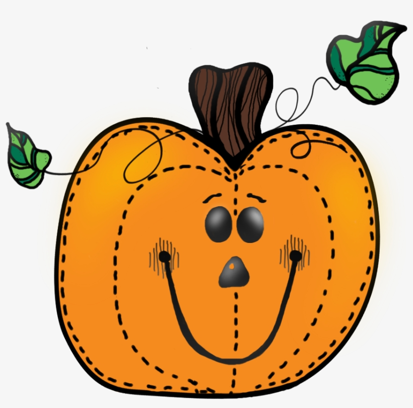 Pumpkin Clipart October.