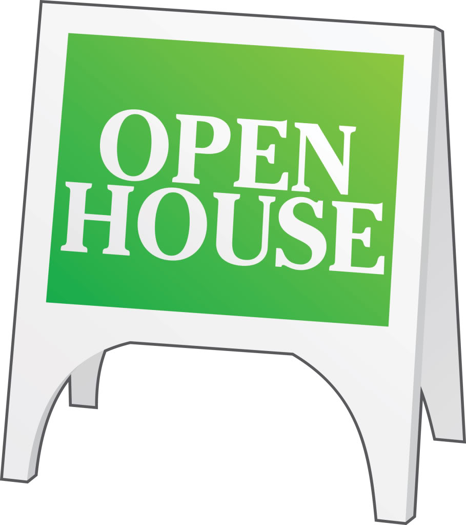 Open House Clipart Group (+), HD Clipart.