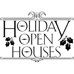 Clipart for open house banners.