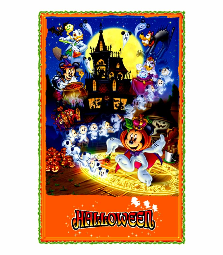 Disney Halloween Wallpaper.