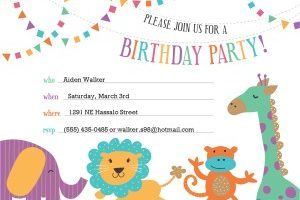 Clipart for party invitations free » Clipart Portal.