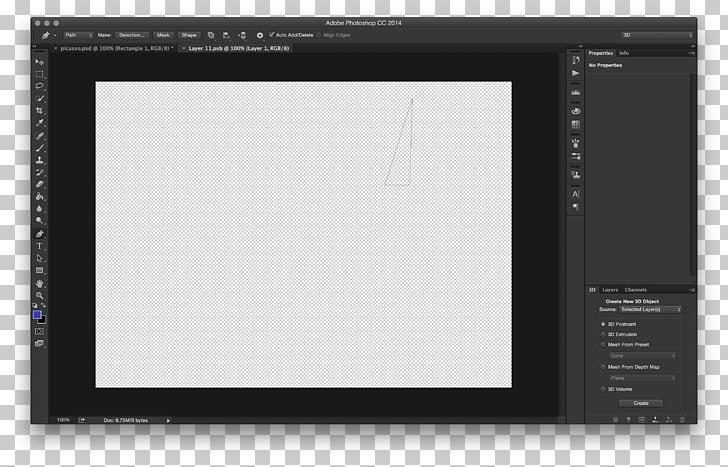 Screenshot Computer Monitors Multimedia, Photoshop Cs5.