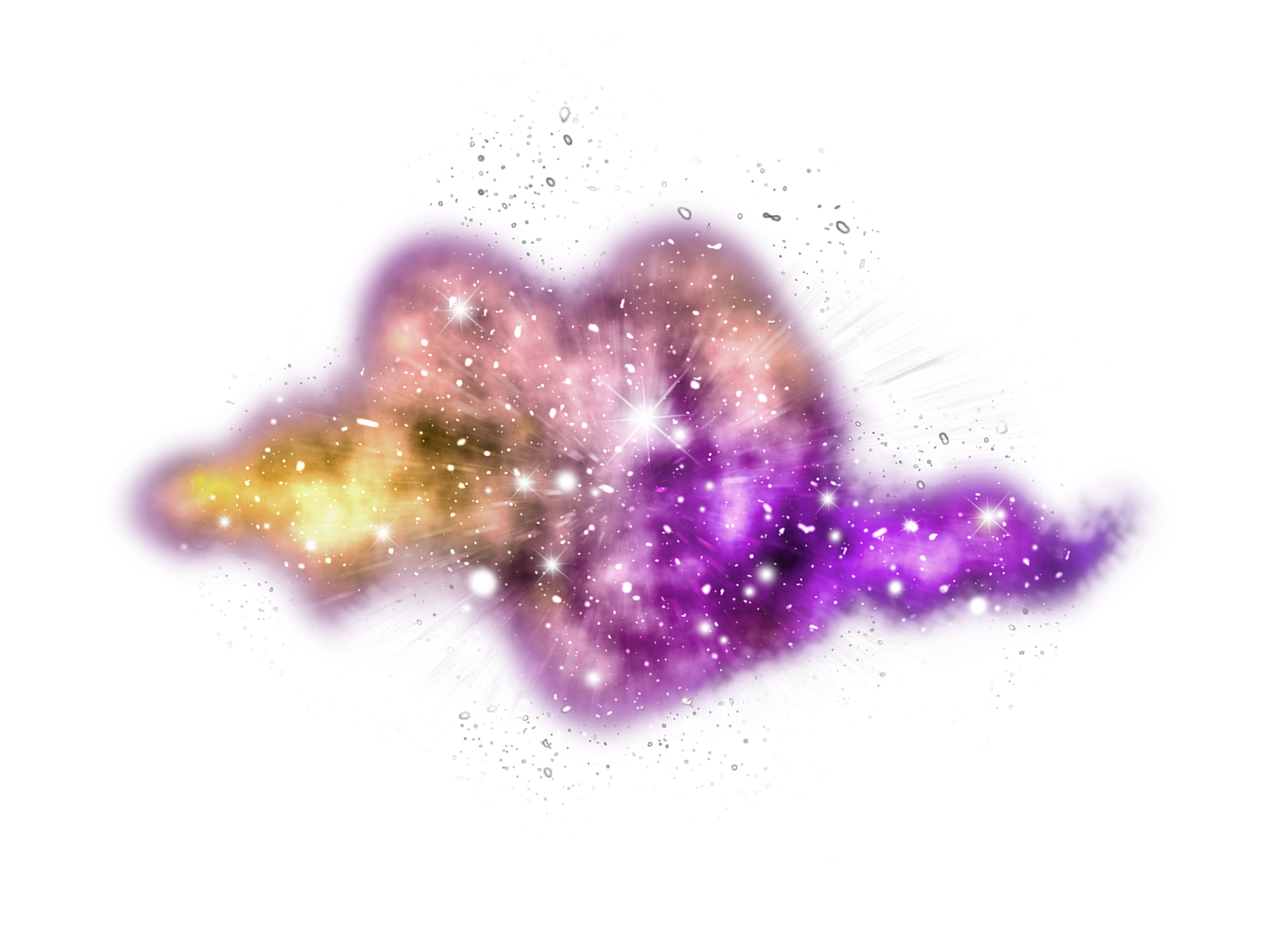 Photoshop &, Mobile Editing: Stardust PNG . For Editors.