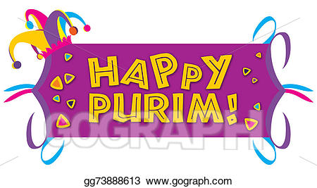 Happy purim clipart 6 » Clipart Station.