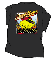 Racing tshirts for Dirt.