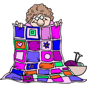 Clipart Images Of Quilt.