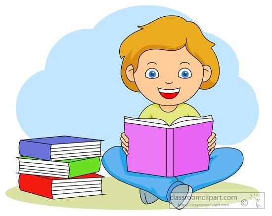 Free Reading Books Cliparts, Download Free Clip Art, Free Clip Art.