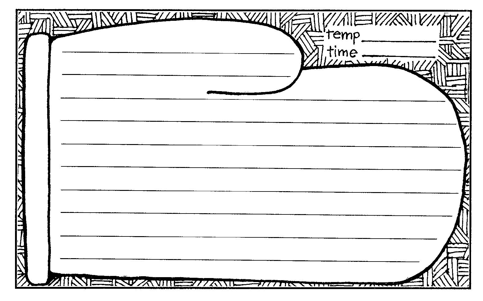 Free Recipe Card Clipart, Download Free Clip Art, Free Clip.