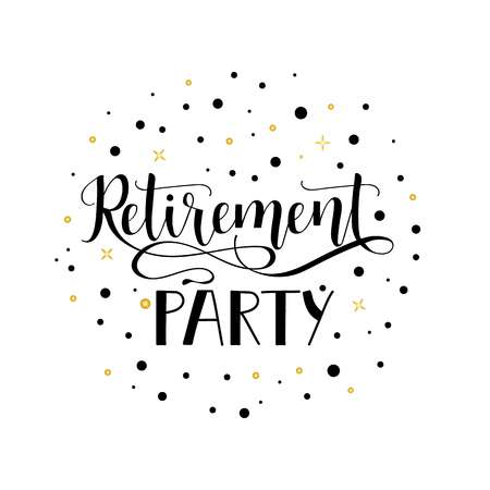 90 Retirement Party Invitation Stock Illustrations, Cliparts And.
