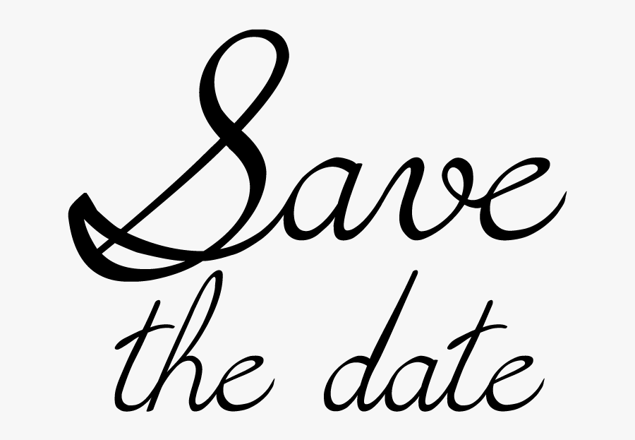 Free Save The Date Clipart Pictures.