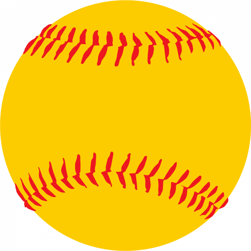 Free Yellow Softball Cliparts, Download Free Clip Art, Free.