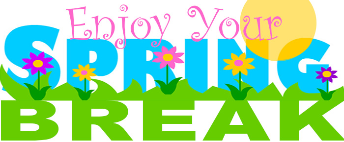 339 Spring Break free clipart.