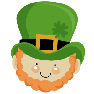 Cute St Patrick\'s Day Clip Art.