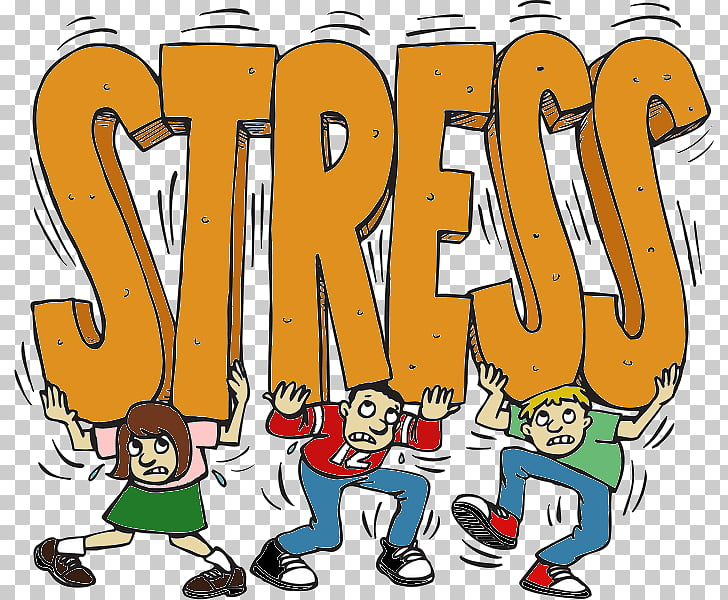 Psychological stress Stress management , Animated Stress s.