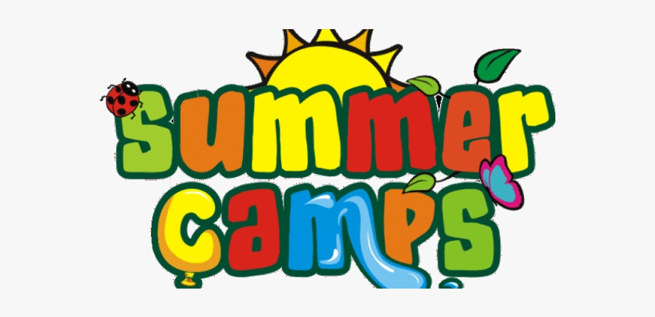 Clip Freeuse Stock Summer Camp Border Clipart.