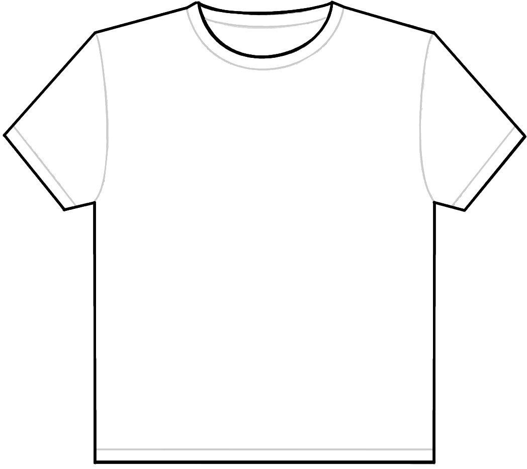 T Shirt Design Layout Template.