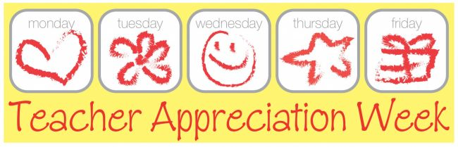 Teacher Appreciation Clip Art.