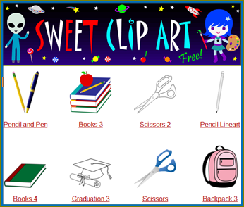 Nyla's Crafty Teaching: Free Clip Art for Teachers.