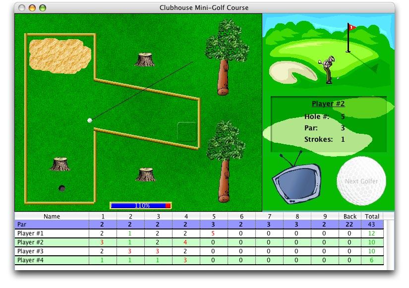 Golf Clipart For Mac.