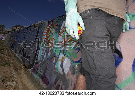 Teenage Graffiti Clipart.